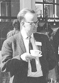Тони Хоар в 60-х